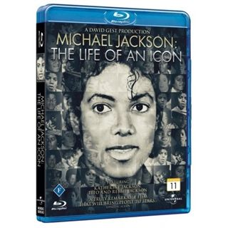 Michael Jackson - The Life Of An Icon Blu-Ray