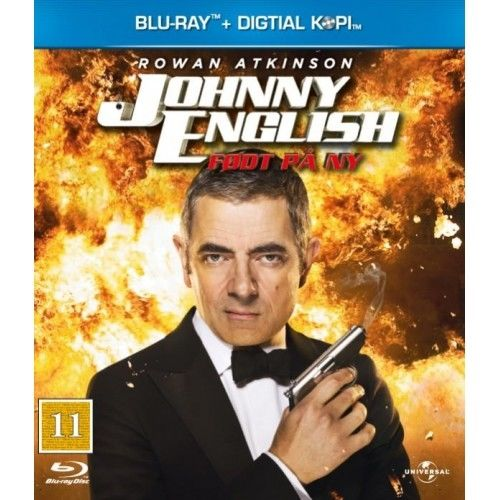 Johnny English 2 - Født På Ny