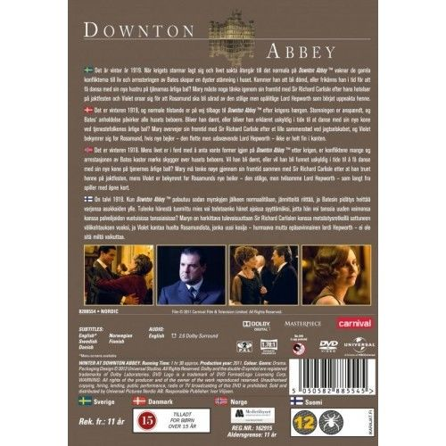 Downton Abbey Special - Winter At Downton Abbey