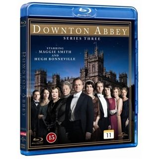 Downton Abbey - Season 3 Blu-Ray