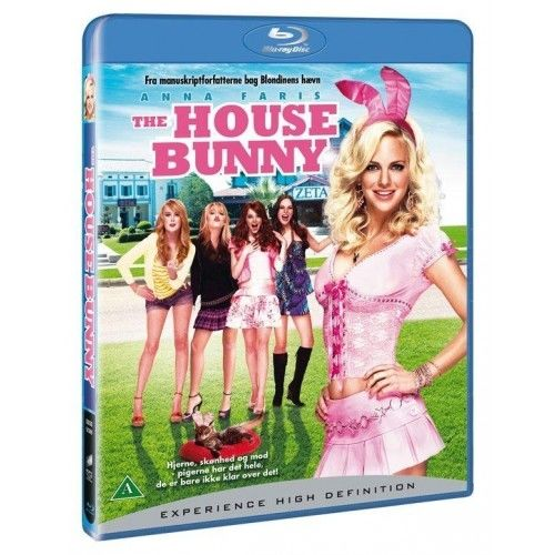 The House Bunny Blu-Ray