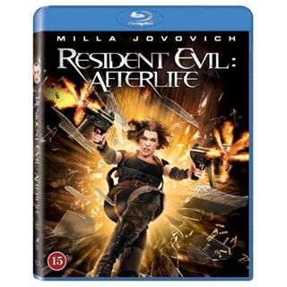 Resident Evil 4 - Afterlife Blu-Ray