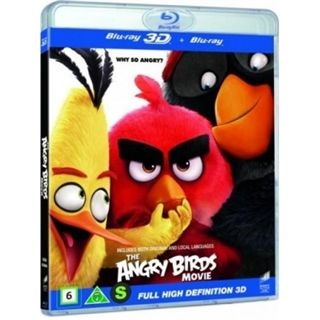 Angry Birds The Movie 3D (BD)