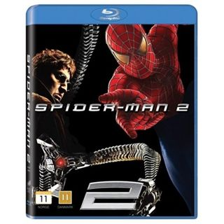 Spiderman 2 Blu-Ray