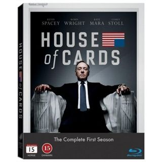 House of Cards - Season 1 Blu-Ray