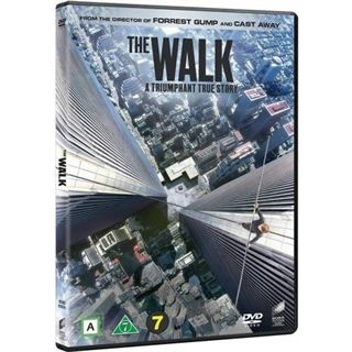 The Walk - A Triumphant True Story (DVD)