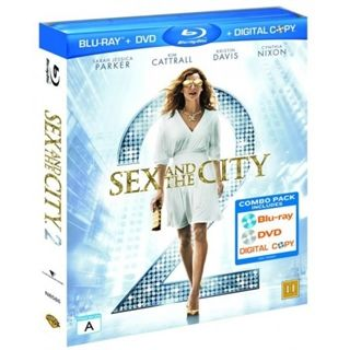 SEX AND THE CITY 2 COMBO