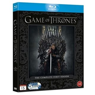 GAME OF THRONES SEASON 1 BD