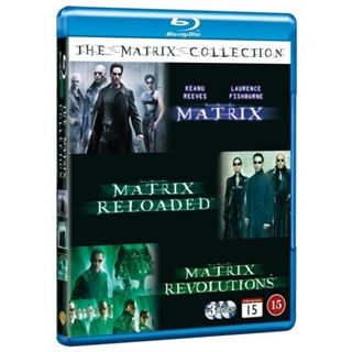 The Matrix Trilogy Blu-Ray