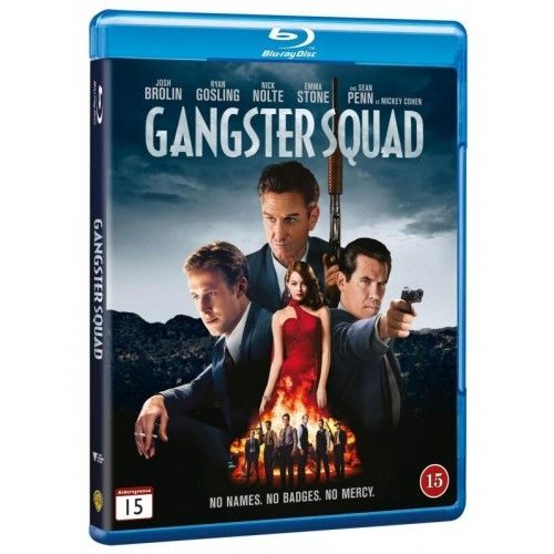 Gangster Squad Blu-Ray