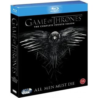 GAME OF THRONES SEASON 4 BD