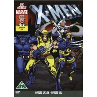 X-Men Season 1 Vol. 1