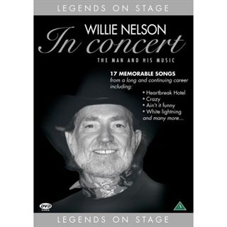 Legends On Stage - Willie Nelson