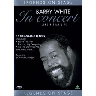 Barry White - In Concert