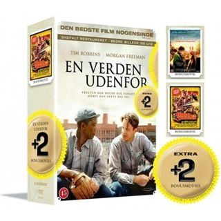 En Verden Udenfor + Bonus Movie