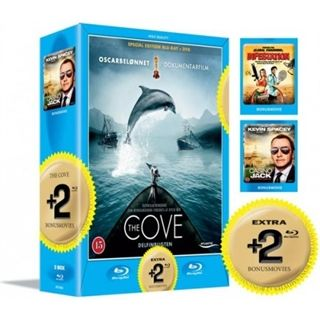 COVE, THE  + Bonus Movies