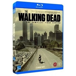 The Walking Dead - Season 1 Blu-Ray