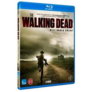 The Walking Dead - Season 2 Blu-Ray