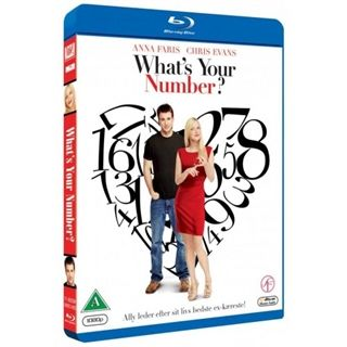 Whats Your Number Blu-Ray