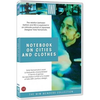 Notebooks on cities and clothes