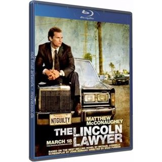 The Lincoln Lawyer Blu-Ray