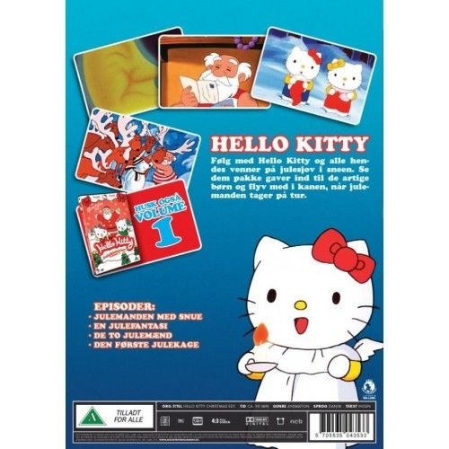 Hello Kitty - Julehistorier 2