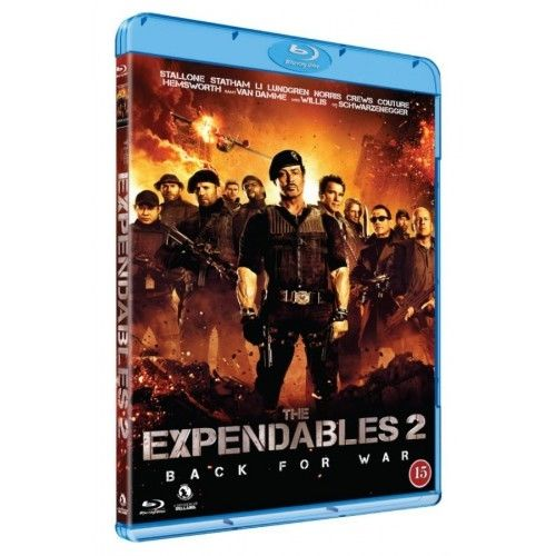 The Expendables 2 (BD)