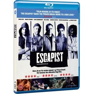 The Escapist Blu-Ray