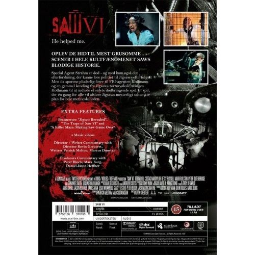 Saw VI [Unrated Director\'s Cut]