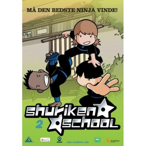 SHURIKEN SCHOOL 2, M DEN