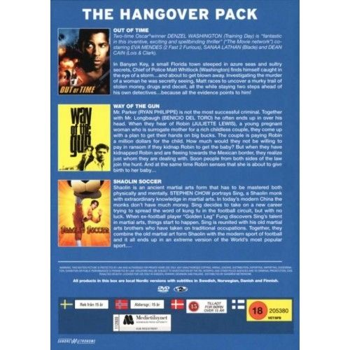 The Hangover Pack