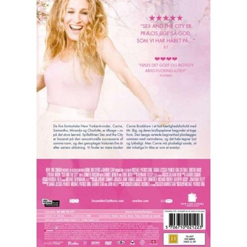 Sex and the City - Extended Cut (1 disc)