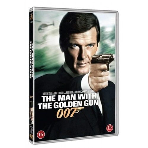 BOND - THE MAN WITH THE GOLDEN GUN (DVD)