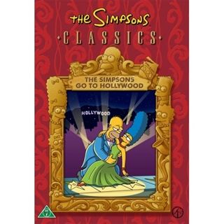 The Simpsons - Classics - The Simpsons Go to Hollywood
