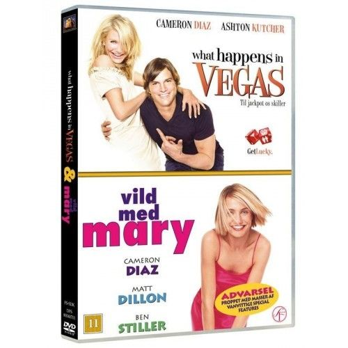 What Happens In Vegas & Vild Med Mary