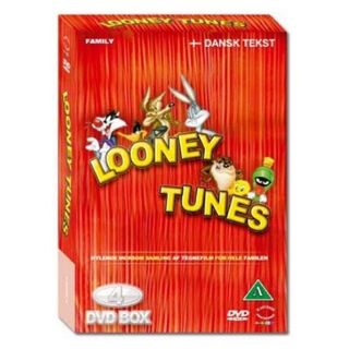 Looney Tunes Box (4-disc)
