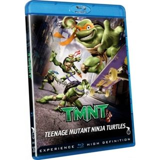 TMNT - Teenage Mutant Ninja Turtles Blu-Ray