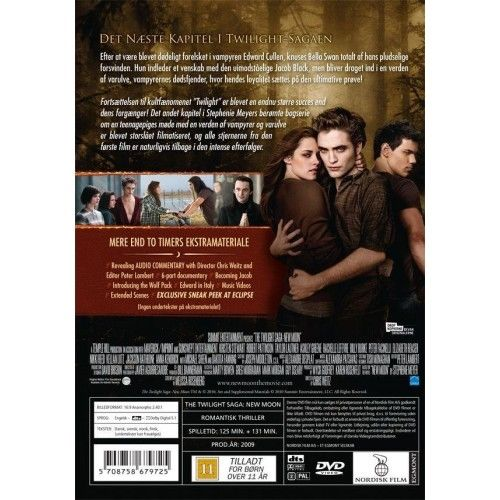 New Moon [2-disc special edition]