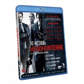 Headhunterne - Blu-Ray