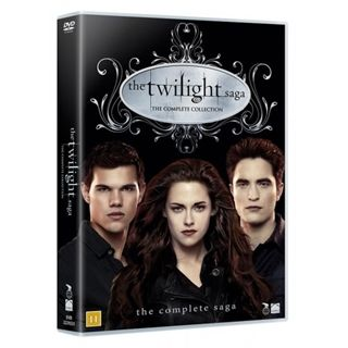 Twilight The Complete Collection