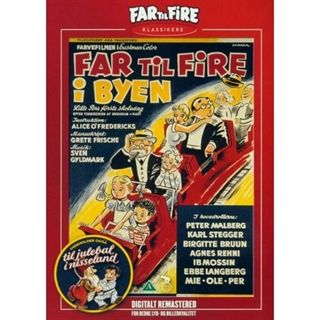 Far til Fire i Byen  Retro