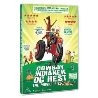COWBOY, INDIANER & HEST, MOVIE