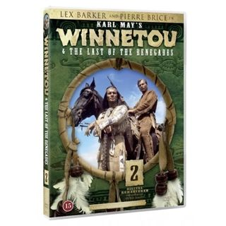 Winnetou 2 & The Last of The Renegades (DVD)
