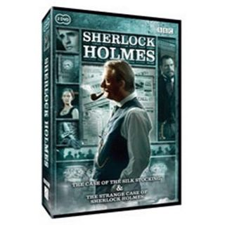 Sherlock Holmes: The Case Of The Silk Stocking & The Strange Case of Sherlock Holmes