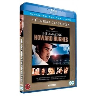 The Amazing Howard Hughes Blu-Ray