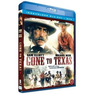 Gone To Texas Blu-Ray