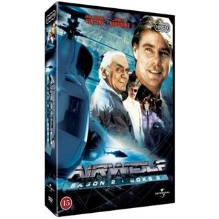 Airwolf Season 2 Del 2