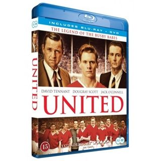 UNITED BLURAY + DVD