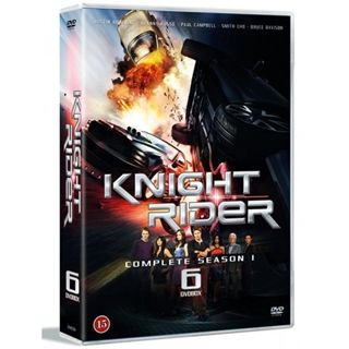Knight Rider Complete  S1