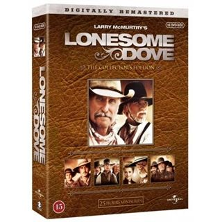 Lonesome Dove: Den komplette serie